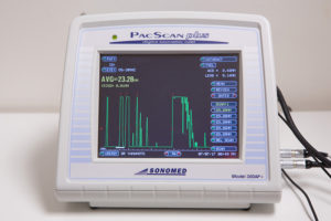 Immersion A-scan, Pachymeter & B-scan
